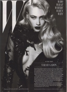 http://fontsinuse.com/uses/2486/w-magazine-september-2012